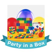 Building Block Party in a Box For 8