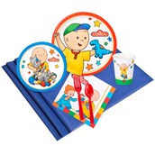 Caillou 24 Guest Party Pack