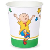 Caillou 9 oz. Cups