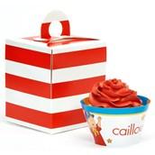 Caillou Cupcake Wrapper & Box Kit
