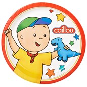Caillou Dinner Plates