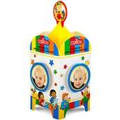Caillou Personalized Centerpiece