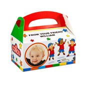 Caillou  Personalized Empty Favor Boxes