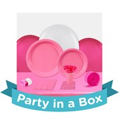 Candy Pink Party in a Box