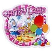 CandyLand Cake Topper