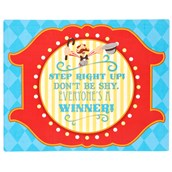 Carnival Games Activity Placemats