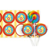 Carnival Games Lollipop Favor Kit