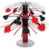 Casino Mini Cascade Centerpiece Decoration