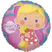 Chloe's Closet Foil Balloon
