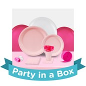 Classic Pink Party in a Box