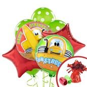 Construction Pals Balloon Bouquet