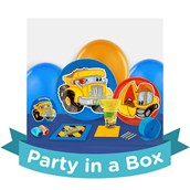 Construction Pals Party in a Box For 8