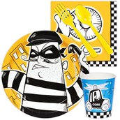 Cops and Robbers Snack Party Pack