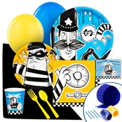 Cops and Robbers Value Party Pack