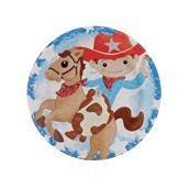 Cowboy Dessert Plates