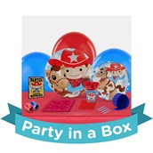 Cowboy Party in a Box