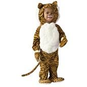 Cuddly Tiger Toddler Costume