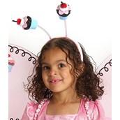 Cupcake Fairy Headband