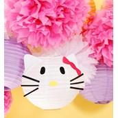 D.I.Y. Hello Kitty Room Decor