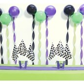 D.I.Y. Racing Table Decor