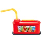 Daniel Tiger Train Trolley  Molded Cup.  Choose from 1, 8 or 16 piec pack