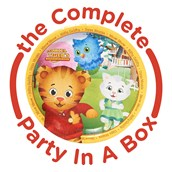 Daniel Tiger's Neighborhood Party in a Box
