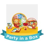 Daniel Tigers Neighborhood Party in a Box For 16