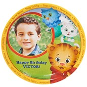 Daniel Tiger's Neighborhood Personalized Dinner Plates