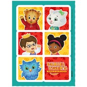 Daniel Tiger's Neighborhood - Stickers