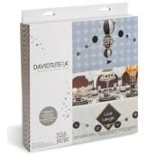 David Tutera Chalkboard Party Design Kit (326 pieces)