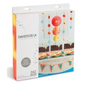 David Tutera Fiesta Party Design Kit (262 pieces)