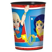 DC Super Hero Girls 16 oz Plastic Cup