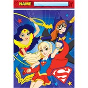 DC Super Hero Girls Loot Bags (8)