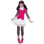 Deluxe Monster High Draculaura Girls Costume