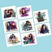 Descendants 2 Tattoo Sheet (1)