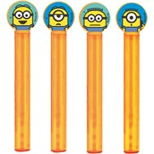 Despicable Me 2 - Bubble Tubes & Wands (4)
