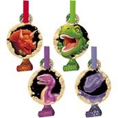 Dinosaur Adventure Party Blowers
