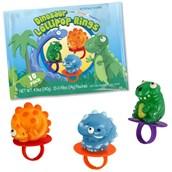 Dinosaur Lollipop Rings (10)