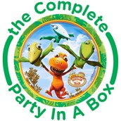 Dinosaur Train Party in a Box