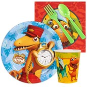 Dinosaur Train Snack Party Pack