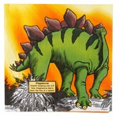 Dinosaurs Lunch Napkins (16)