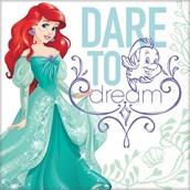 Disney Ariel Dream Big Lunch Napkins (16)
