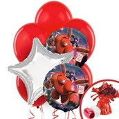 Disney Big Hero 6 Balloon Bouquet