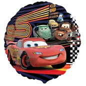 Disney Cars 2 Foil Balloon
