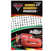 Disney Cars Word Search Book