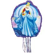 Disney Cinderella Drum Pull-String Pinata