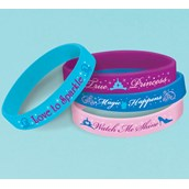 Disney Cinderella Rubber Bracelets (4)