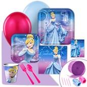 Disney Cinderella Sparkle Value Party Pack