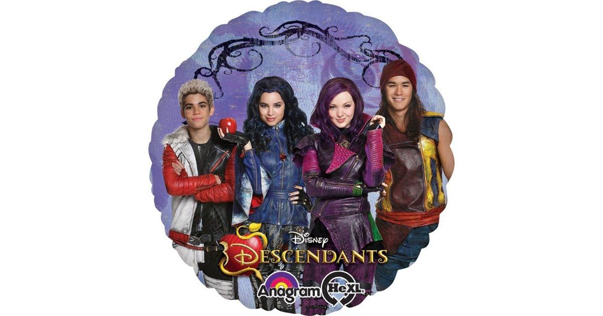 Disney Descendants Foil Balloon Birthdayexpress Com