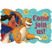 Disney Elena Postcard Invitation